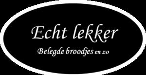 Echtlekker Belegde broodjes en Catering